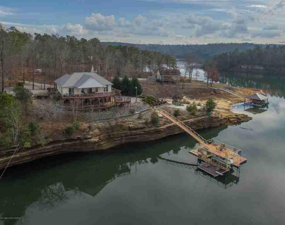 Home For Sale Smith Lake Alabama
